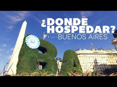 Buenos Aires ¿Dónde Hospedar? Hoteles Y Hostales - GoCarlos