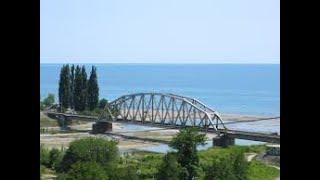 ЛАЗАРЕВСКОЕ СОЧИ п Аше Речка и море кораблик и красота Лазаревский район