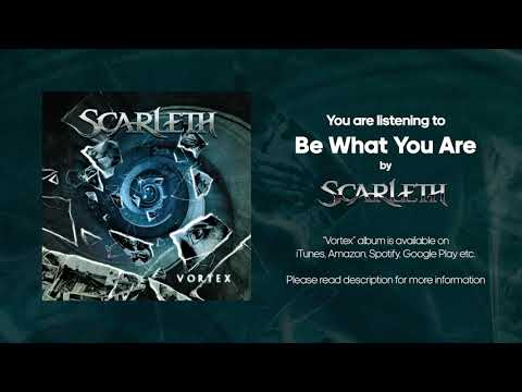 Scarleth - Be What You Are (Official Audio)