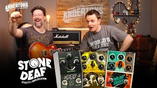 Stone Deaf Guitar Pedals - Dirty, Fuzzy, Goodness!