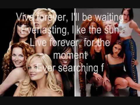 Spice Girls - Viva Forever (+ lyrics)