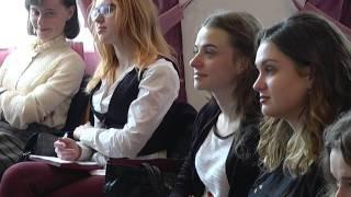 2017-04-18 г. Брест. «Школа лидеров» БрГТУ.  Новости на Буг-ТВ.