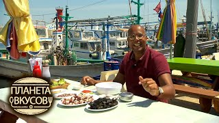 Корея. На дне. Ассорти из морепродуктов 🍳 Планета вкусов 🌏 Моя Планета