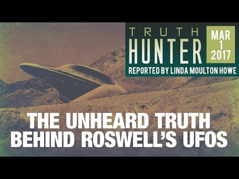 The Unheard Truth Behind Roswell's UFOs