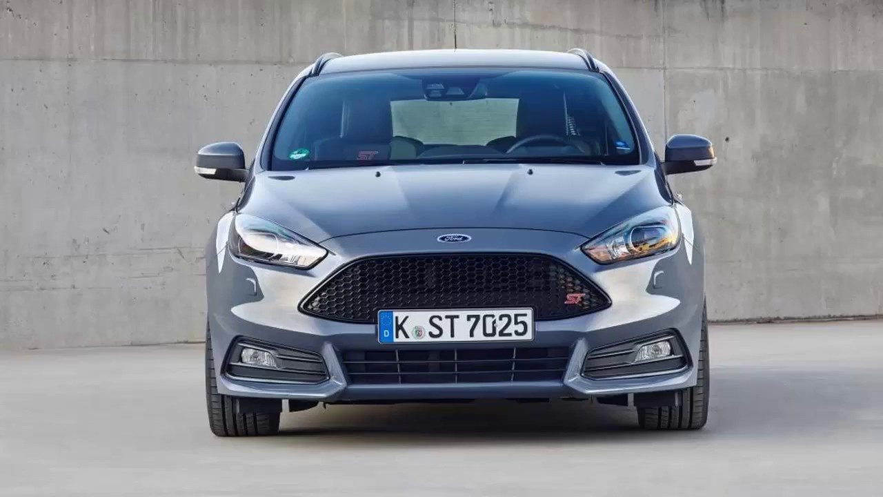[2017]New Ford Focus ST Estate & 2017]New Ford Focus ST Estate - YouTube markmcfarlin.com
