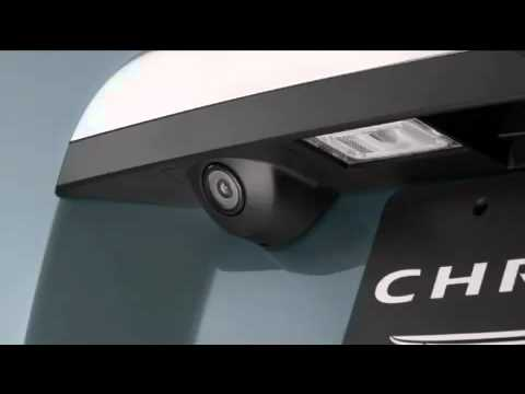 2011 chrysler town and country | parkview rear back up camera