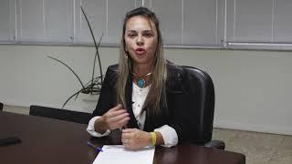 Edmara Claudino - Diretora Executiva da NTC&Logística em Brasília