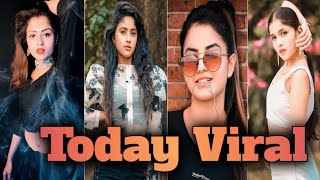 New Viral Instagram Reels Videos All Famous Tiktokers! Latest Today Viral || Tok Tok Trending????