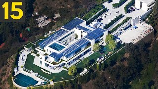 15 Largest Mansions Updated 2020