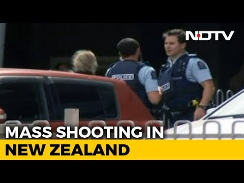 Multiple Fatalities In New Zealand Mosque Shooting, Gunman Still Active