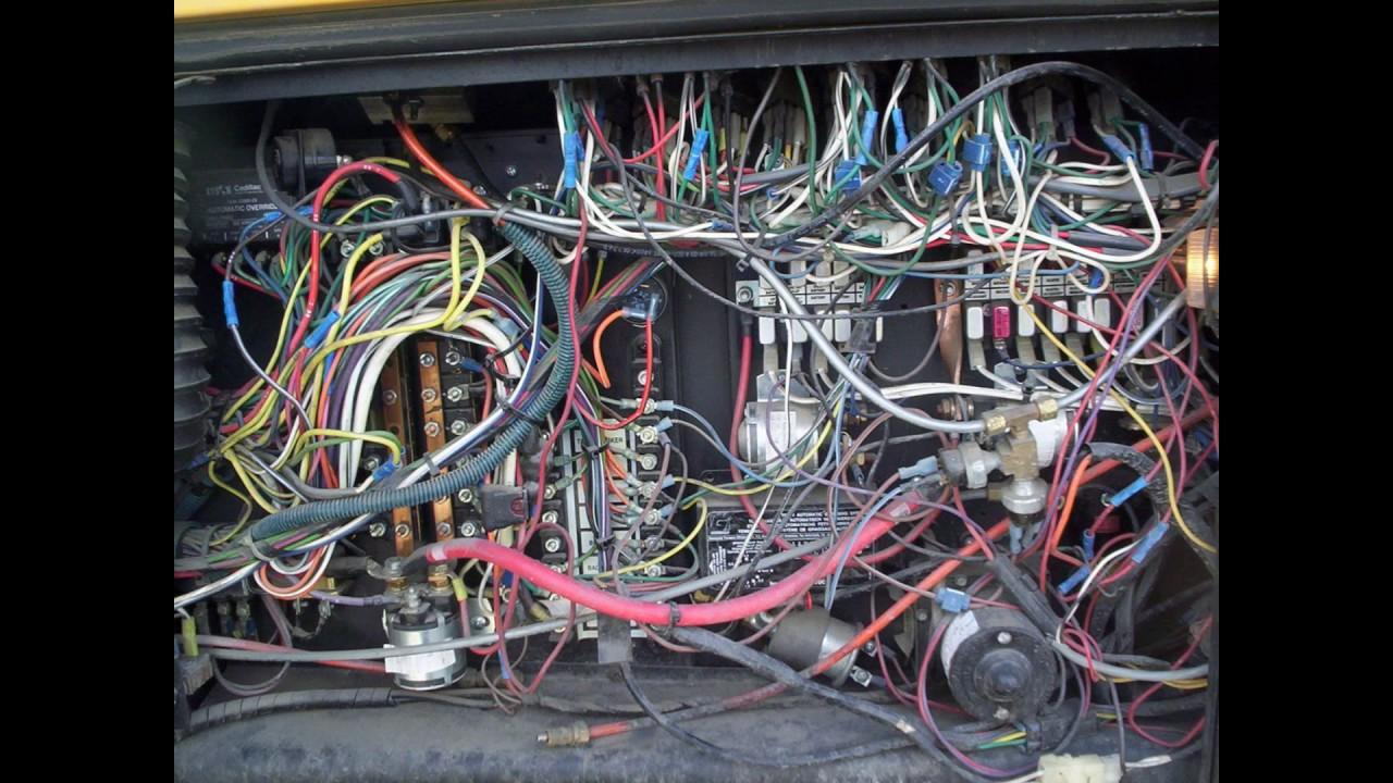 Thomas School Bus Repairs