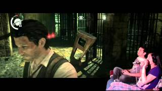 No guía The Evil Within - Derrotando al cabeza de caja // Final Cap 7