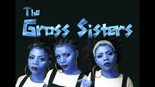 THE GROSS SISTERS! PROUD FAMILY + DISNEY CHANNEL COSPLAY
