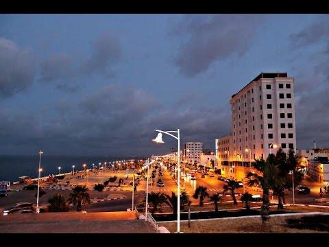 Nador city, Morocco