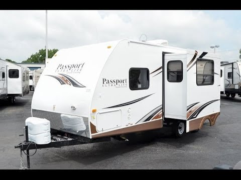 Passport Travel Trailer