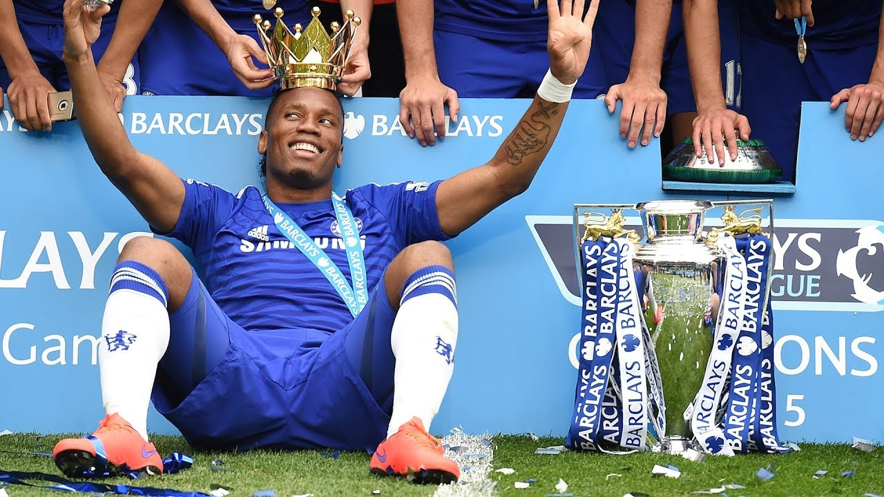 Didier Drogba: Former Chelsea striker calls time on football career – video  - YouTube