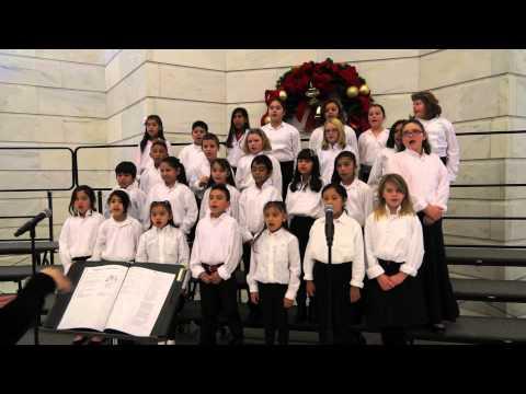 Jones Choir Trip to the Arkansas Capitol