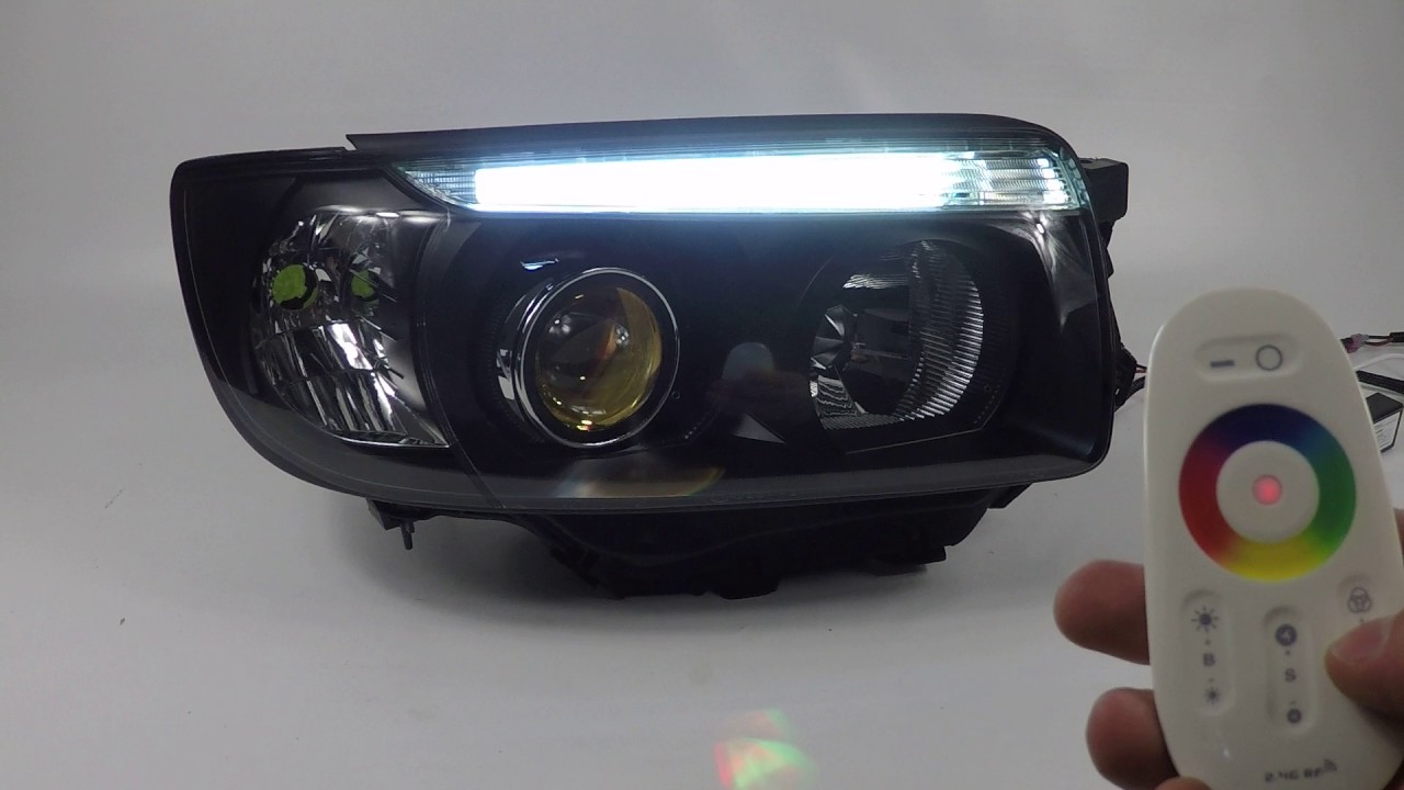 Subaru Forester - Custom Headlights