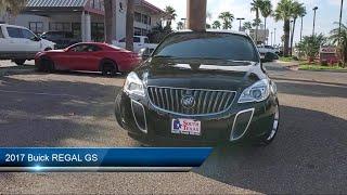 2017 Buick REGAL GS McAllen  Harlingen  Brownsville  San Juan  Edinburg