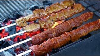 persian kabab barg thin beef kabob