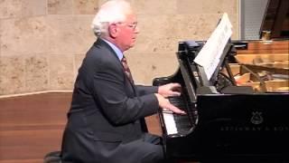 Schubert: Drei Klavierstücke, D. 946 - II. Allegretto