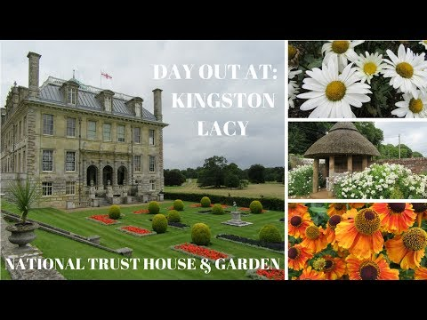 Day Out at Kingston Lacy National Trust House and Garden's