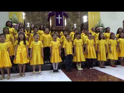 Merry Christmas HKBP Resort Surabaya Sunday School on Sunday 17 December 2017