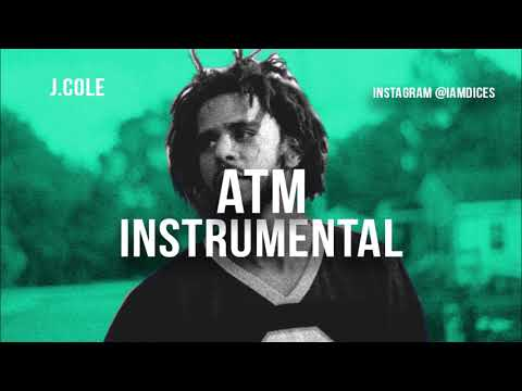 "J. Cole ""ATM"" Instrumental Prod. by Dices *FREE DL*"