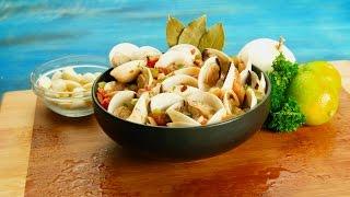 Panamei Seafood ~ Sailor Clams