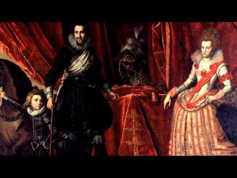 The King of Denmark's Galiard - John Dowland - lute & viols