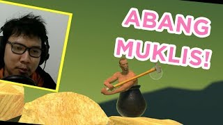 Game Alibi Nyalahin Mouse - Getting Over It Gameplay Indonesia