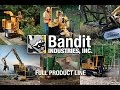 Bandit Industries Full Product Line and Company Profile