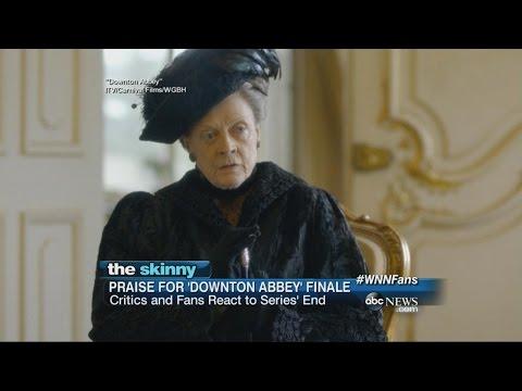 'Downton Abbey' Series Finale