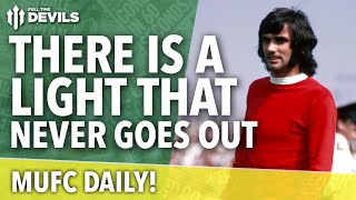 George Best Tribute vs PSV | MUFC Daily | Manchester United