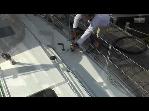 Emptying Waste Tank - Bavaria Yachts Sailing Yachts