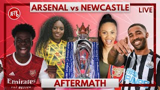Arsenal vs Newcastle | Aftermath with Pippa & Charlene