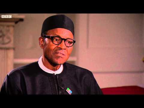 My interview with Gen Muhammadu Buhari