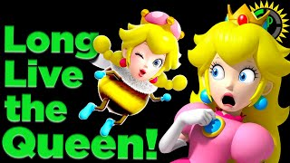 vuclip Game Theory: The END of Princess Peach! (New Super Mario Bros U Deluxe Peachette / Bowsette)