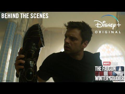 The Secret Behind Bucky's Arm