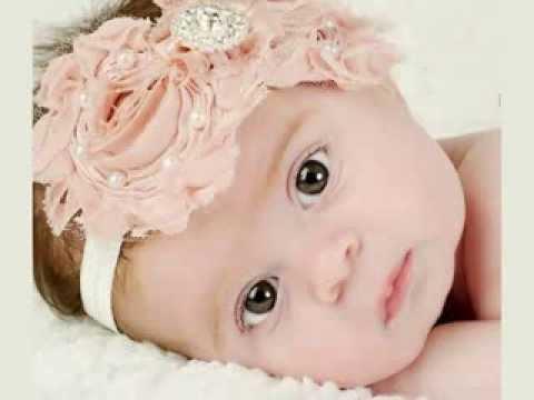 Vintage Crochet Baby Headband - YouTube b409a5a15e8