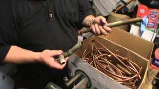 Make MORE money scrapping metal Part 1: Copper