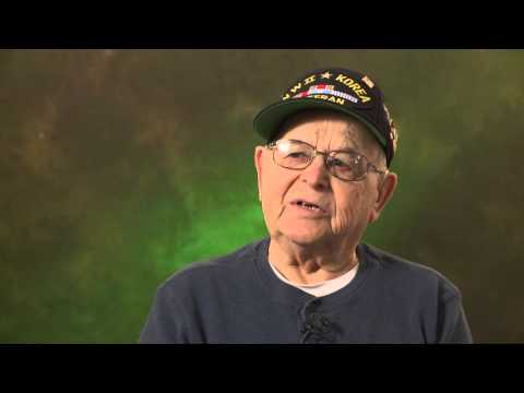 Oral History Project with World War II veteran Norman Rossignol of Bangor, Maine