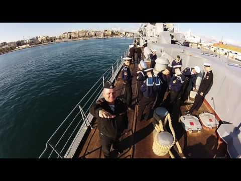 Военно морской флот РФ