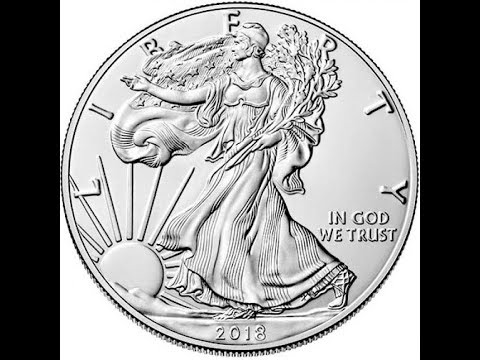 Low Mintage  2018 American Silver Eagle