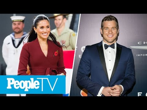 Meghan Markle Reveals Her Due Date  'Bachelor' Recap With Derek Peth  PeopleTV