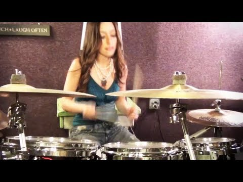 SUBLIME - SANTERIA - DRUM COVER BY MEYTAL COHEN