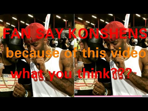 KONSHENS TELLS FAN GUH S#K M@THR.. FAN SAY HE'S A BTY MAN.. BECAUSE OF THIS VIDEO