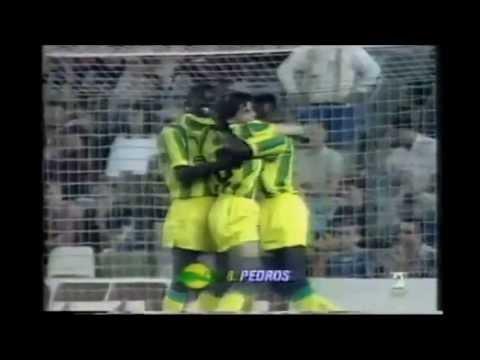 16 buts de Reynald Pedros avec le FC Nantes