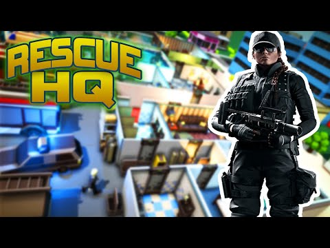 Rescue Hq - The Tycoon // walkthrough #8 // no commentary gameplay  