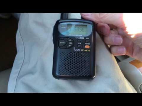 900 MHz ISM Band Traffic Signal bursts